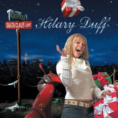 Hilary Duff Santa Claus LaneChristmas Album