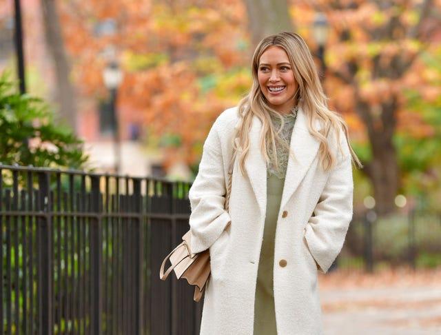 celebrity sightings in new york city   november 17, 2020