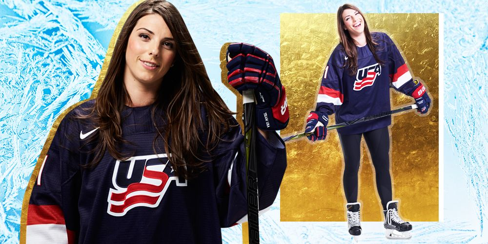 Hilary Knight Fun Facts - All About 2018 US Olympic Hockey Player Hilary  Knight fdf3d1a9103