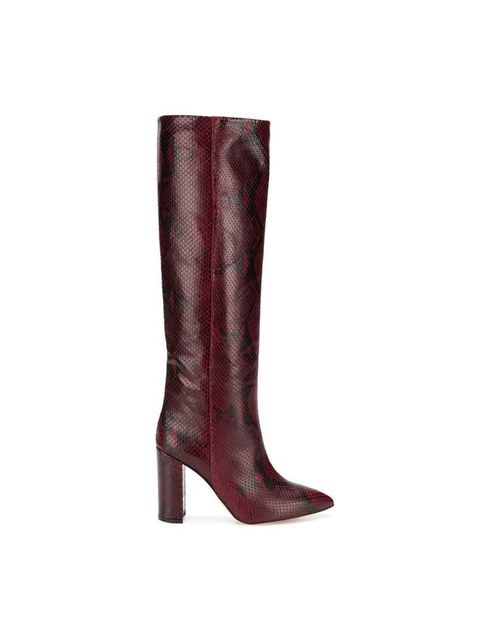 Footwear, Boot, Knee-high boot, Shoe, Brown, Riding boot, Durango boot, Leather, High heels, Rain boot,