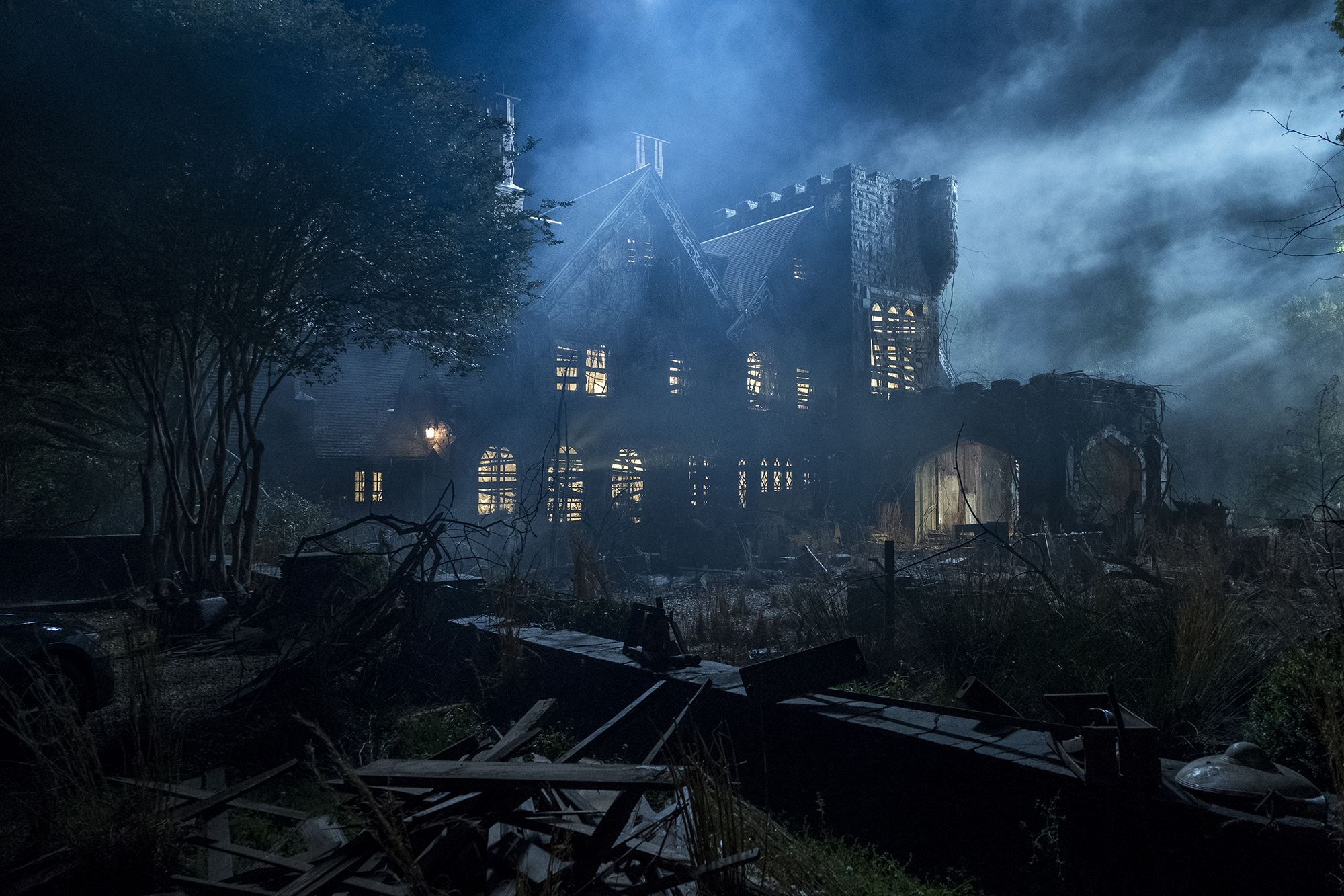 Netflix prepara una serie documental sobre casas encantadas