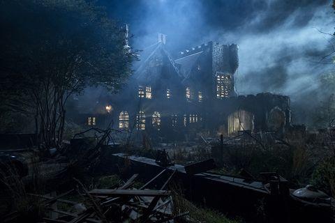 La mansión de Hill House