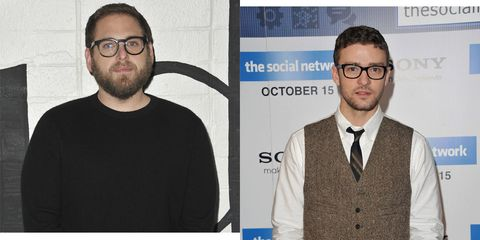 David Fincher Turned Down Jonah Hill For Justin Timberlake In 'The Social Network'