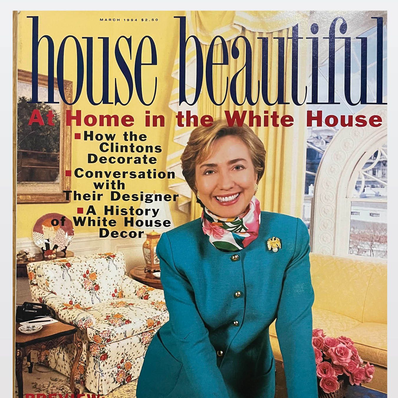 From the Archive: Inside the Clinton White House, Circa 1994