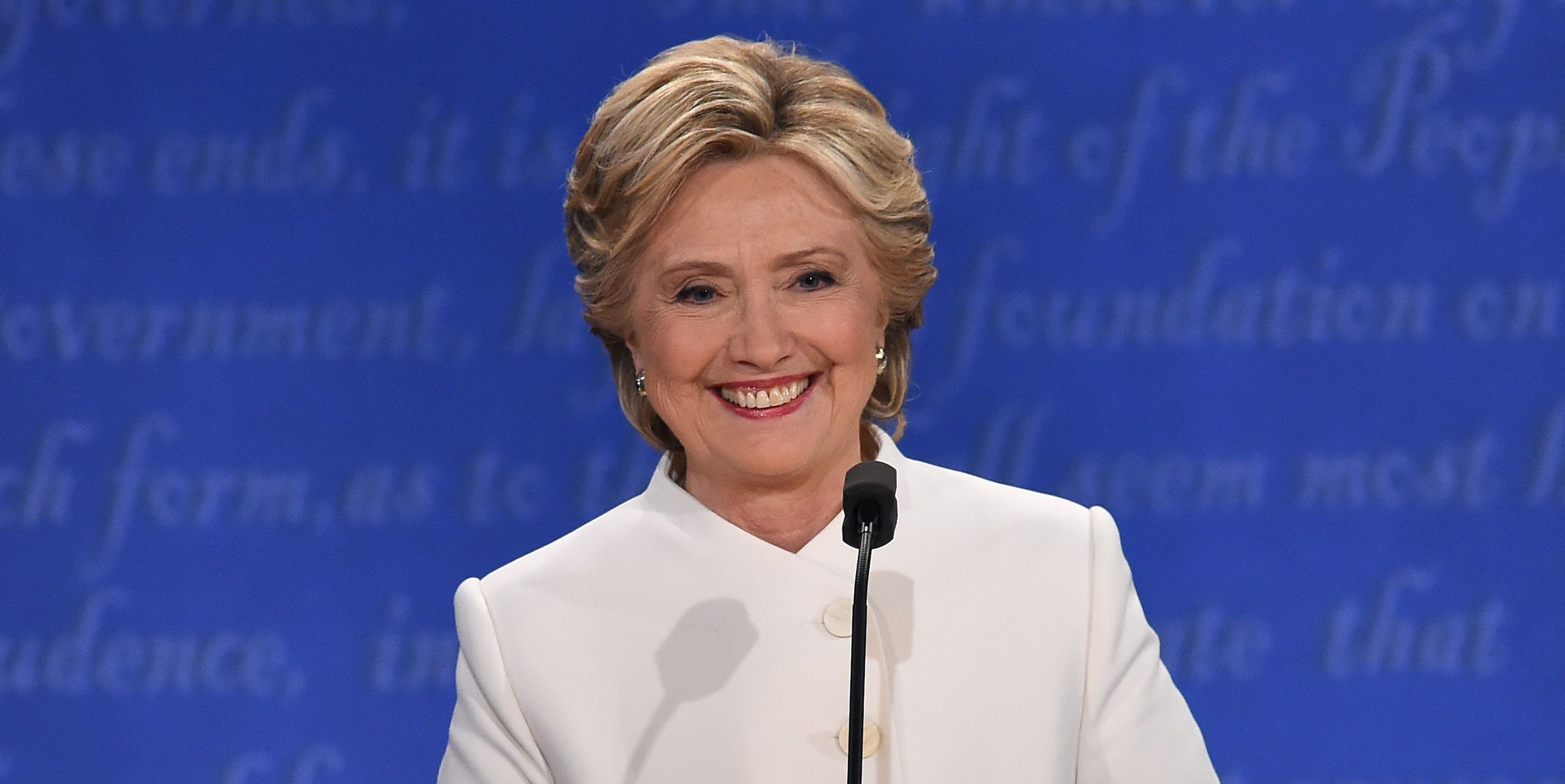 Image result for Hillary Clinton third debate