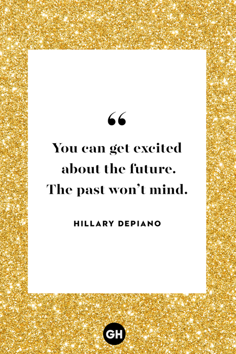new years eve quotes — hillary depiano