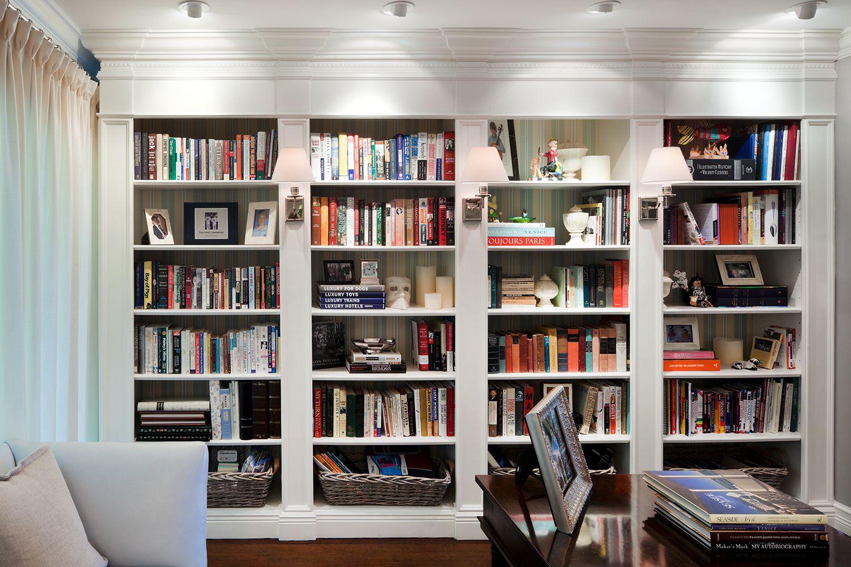 25 Stylish Built In Bookshelves Floor To Ceiling Shelving Ideas