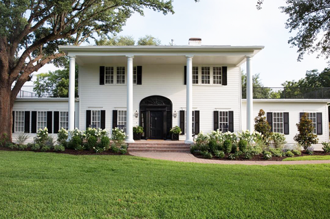 Hillcrest Estate Waco Magnolia - Chip and Joanna Gaines
