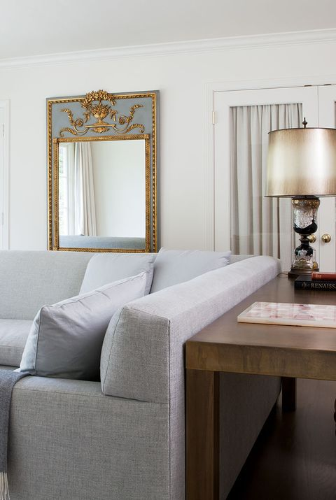 19 Console Table Decorating Ideas For, Furniture For Behind A Couch