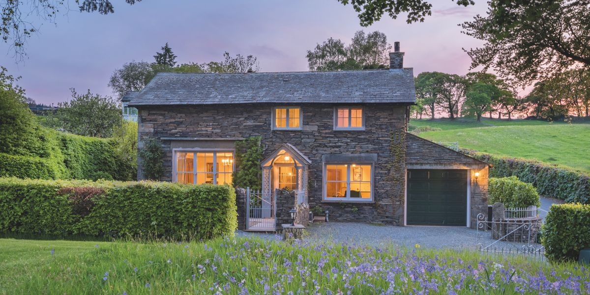 A charming cottage linked to Beatrix Potter in Cumbria is up for sale