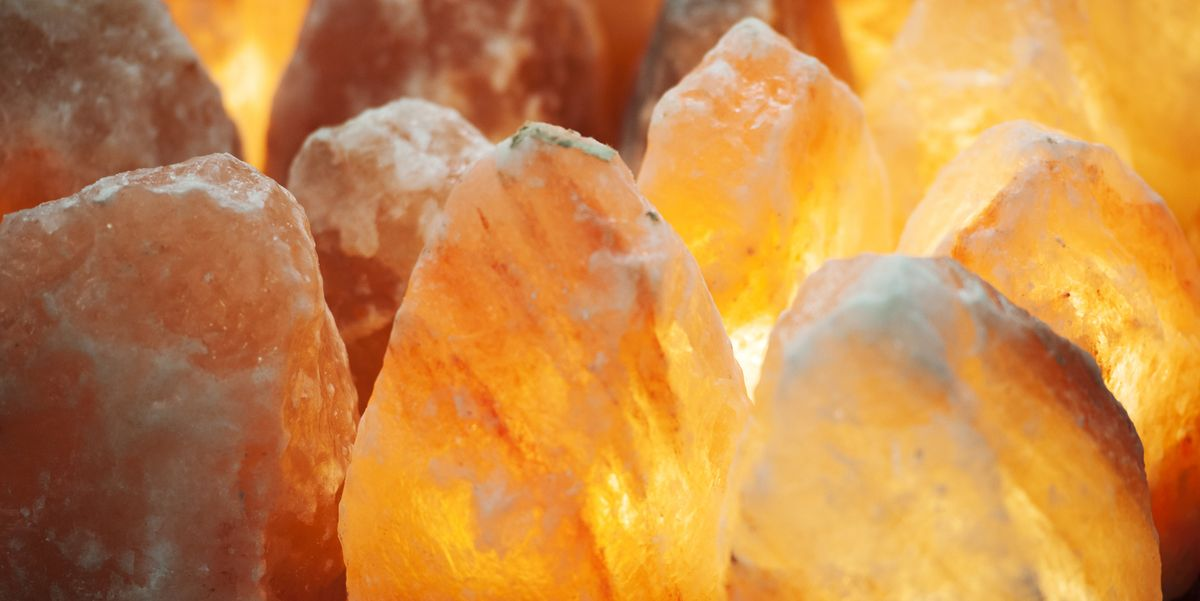 Are Himalayan salt lamps the secret to your health problems?