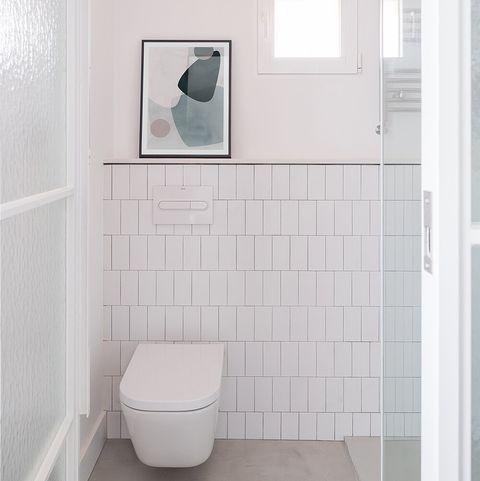 baños pequeños decorar