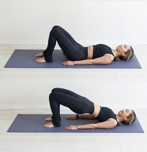 垂れ尻改善トレーニング