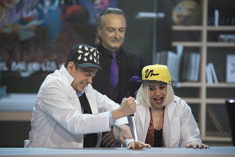 Angy y Pablo Puyol debutan en 'Hipnotízame'