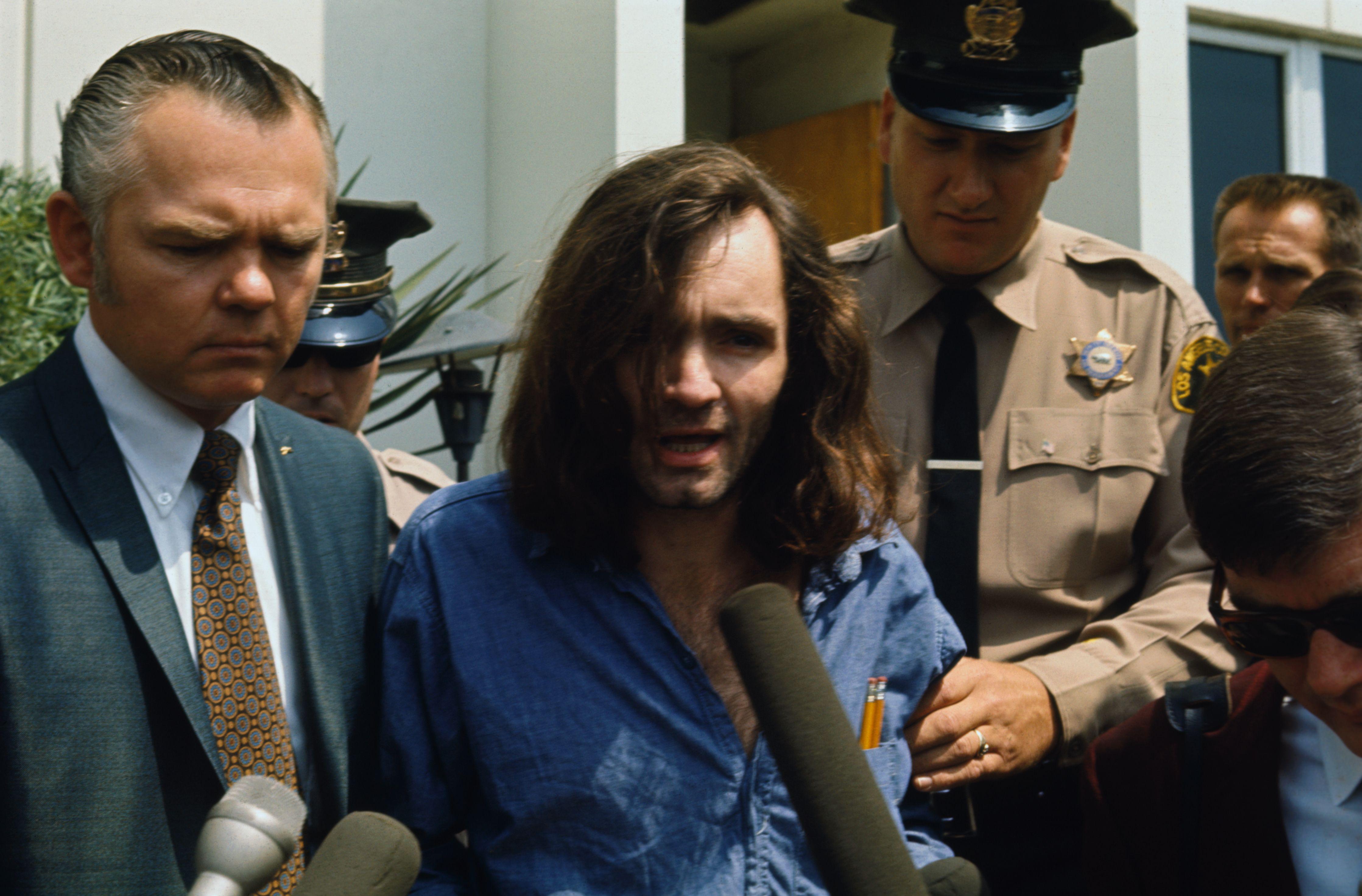 Did Charles Manson Have Children? — Charles Manson's Kids