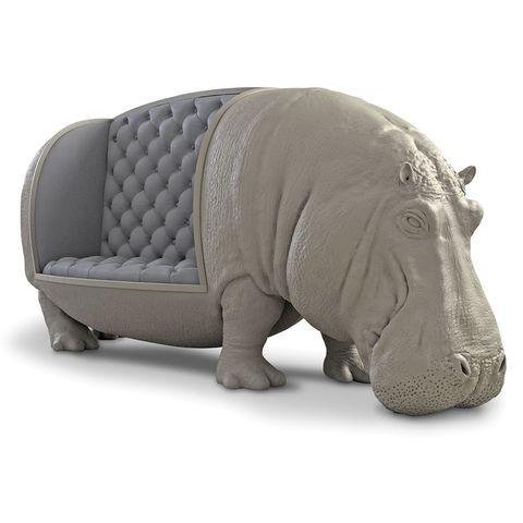Rhinoceros, Indian rhinoceros, Snout, Animal figure, White rhinoceros, Fawn,