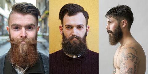Facial hair, Beard, Hair, Moustache, Face, Chin, Hairstyle, Neck,