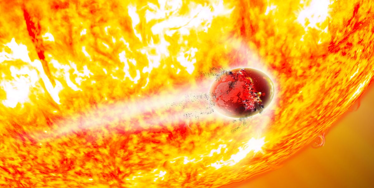 Scientists Witness the Death of a Solar System, and the Birth of Necroplanetology