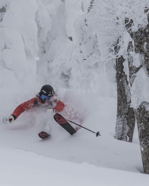 Snow, Skier, Geological phenomenon, Ski, Ski pole, Winter, Ski Equipment, Recreation, Slopestyle, Winter sport,