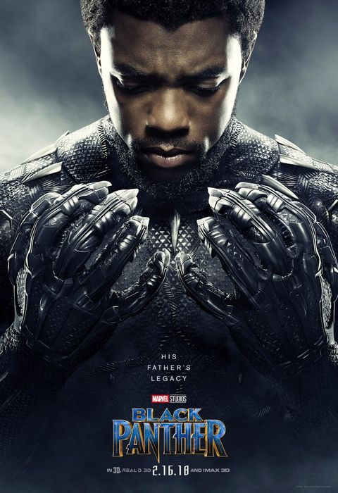 Every Black Panther Character Poster Is The Best Thing I Have Ever Seen New Marvel Posters