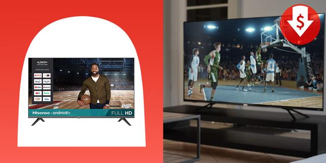 hisense tv jan 2021 deal