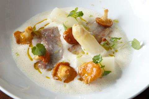 Setas, las mejores recetas de la temporada en los mejores restaurantes