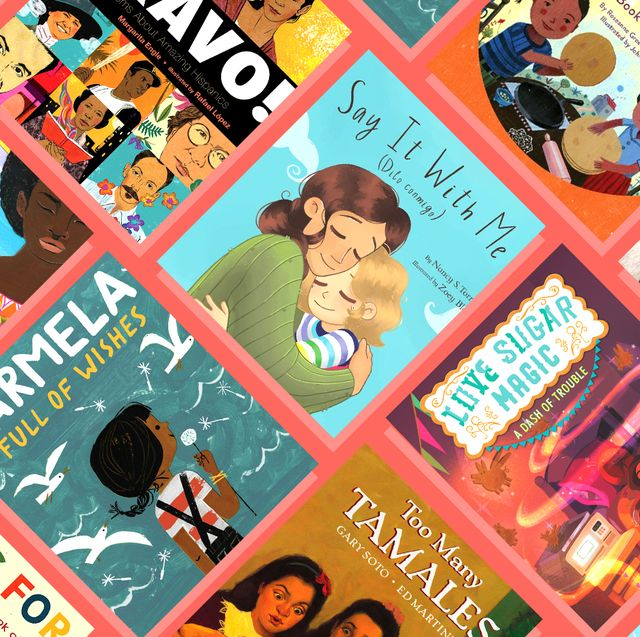 books for kids about hispanic heritage