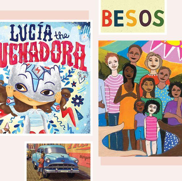 children's books to celebrate hispanic heritage month