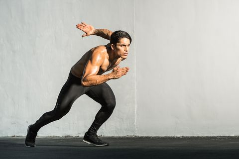 Want to Lose Weight? Skip the Long Run for Interval Training.