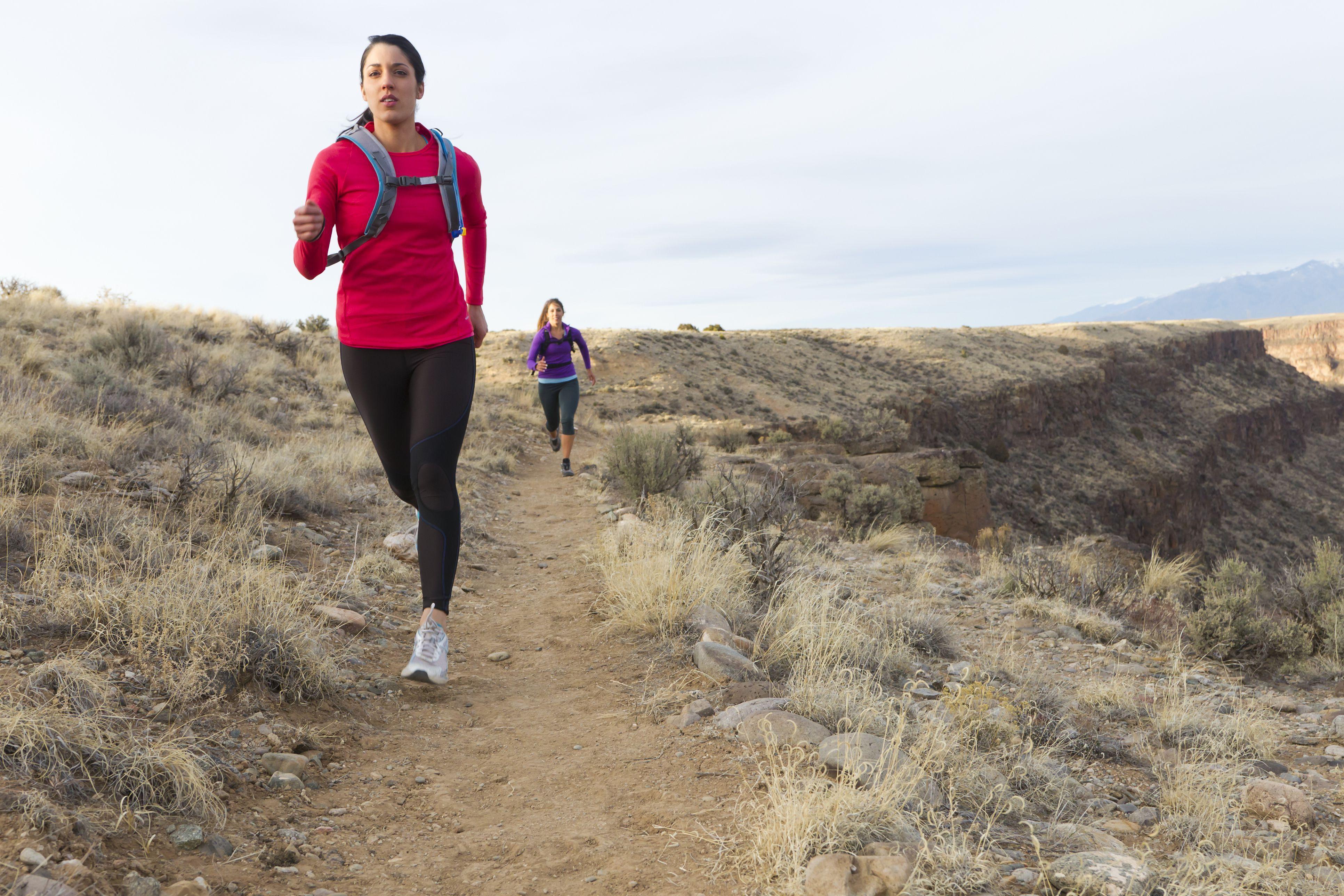 Entrenamiento de fuerza para trail de montana