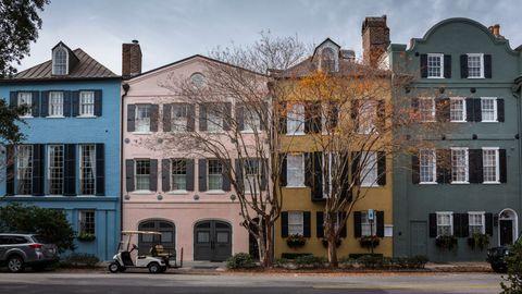 historic charleston architecture, sc
