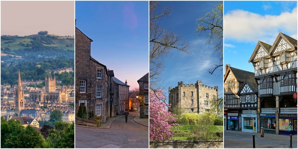 10 of the most historic cities to visit in the UK