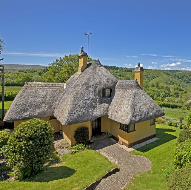 historic cottage for sale in dartmoor national park