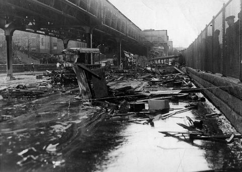 Great Molasses Flood Of 1919
