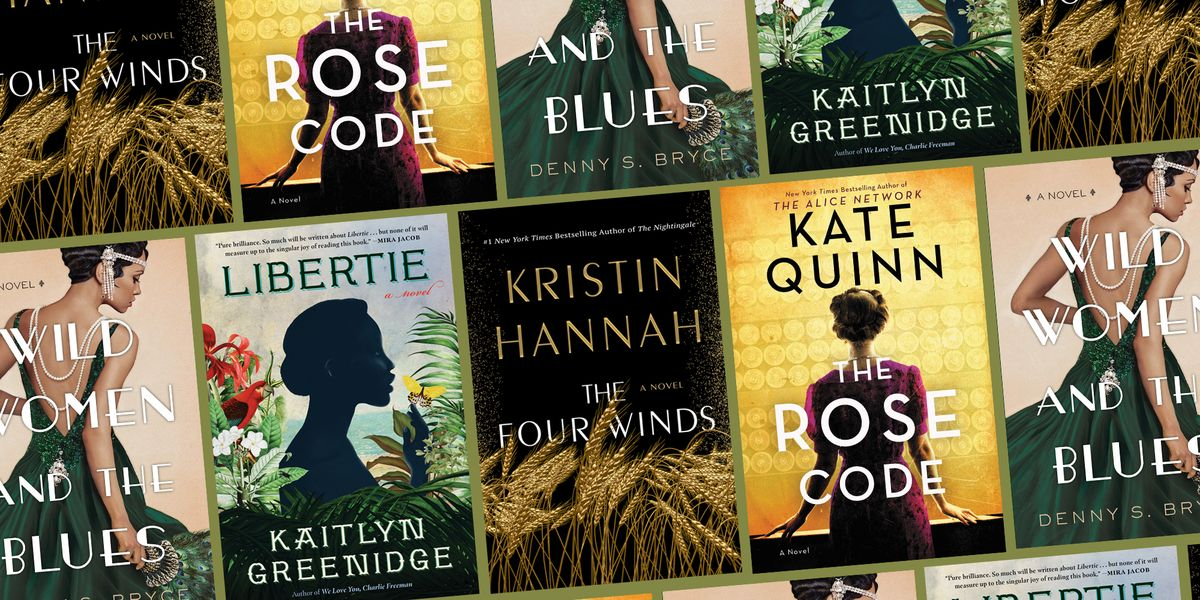 The Most Anticipated Historical Fiction Novels