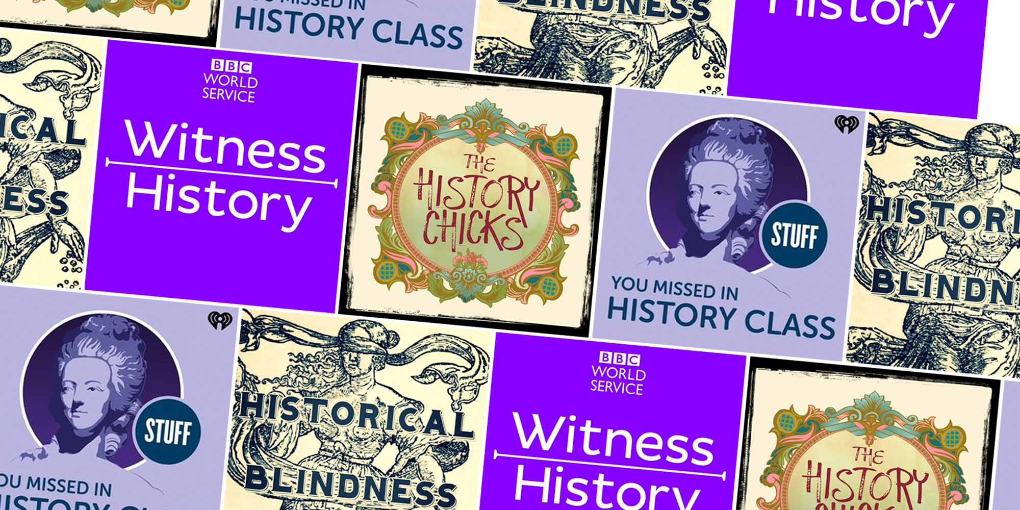 20 Best History Podcasts That'll Make You Rethink What You Learned in School