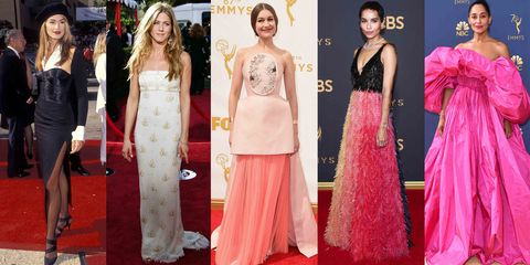 Clothing, Flooring, Pink, Dress, Formal wear, Style, Waist, Magenta, Fashion accessory, Carpet,