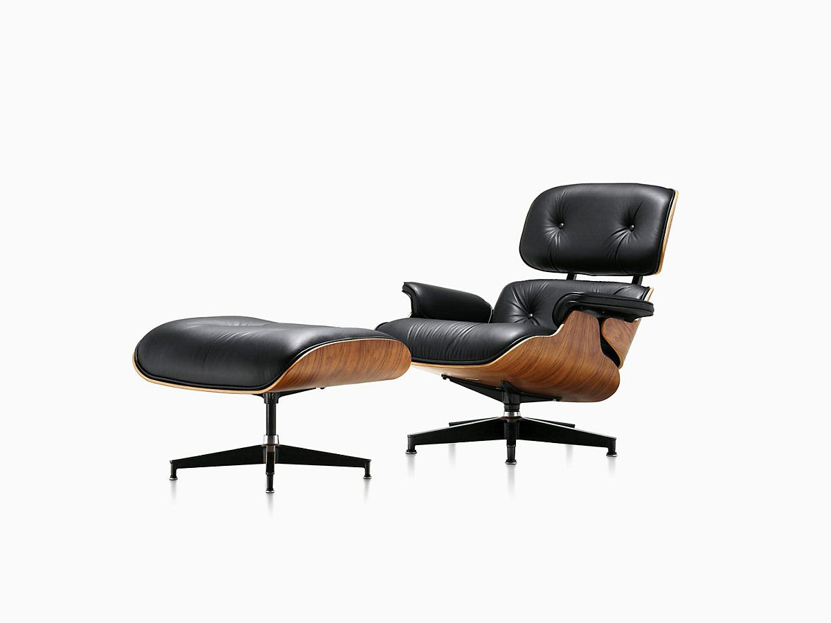 history of eames chairs