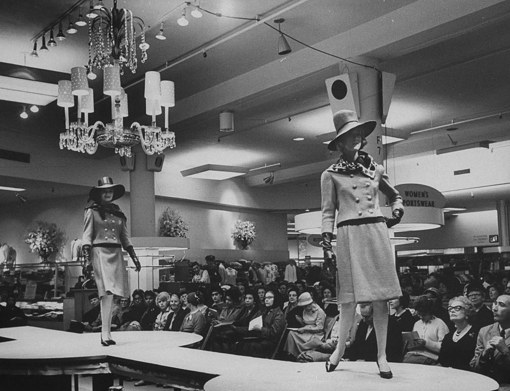 History Of Fashion Week Fashion History