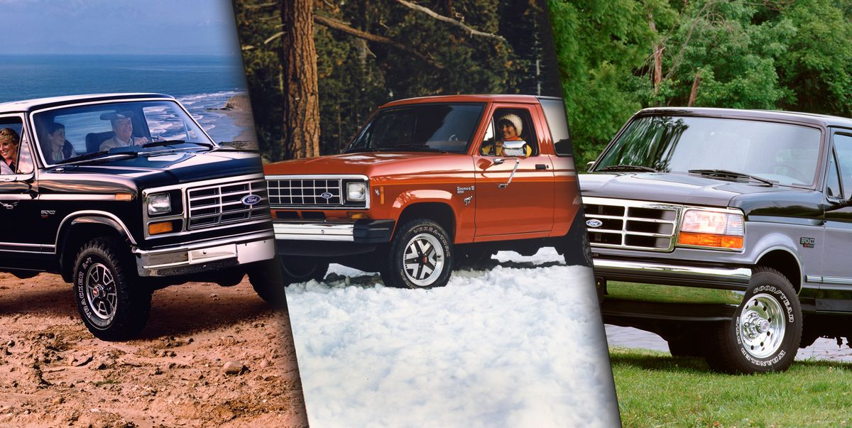 visual history   ford bronco  american icon feature car  driver