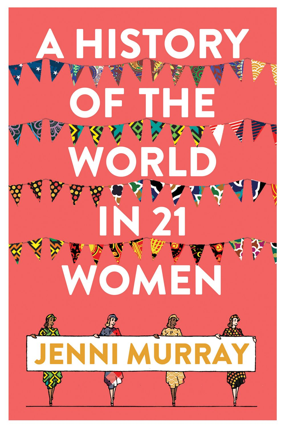 A History of the World in 21 Women, Jenni Murray