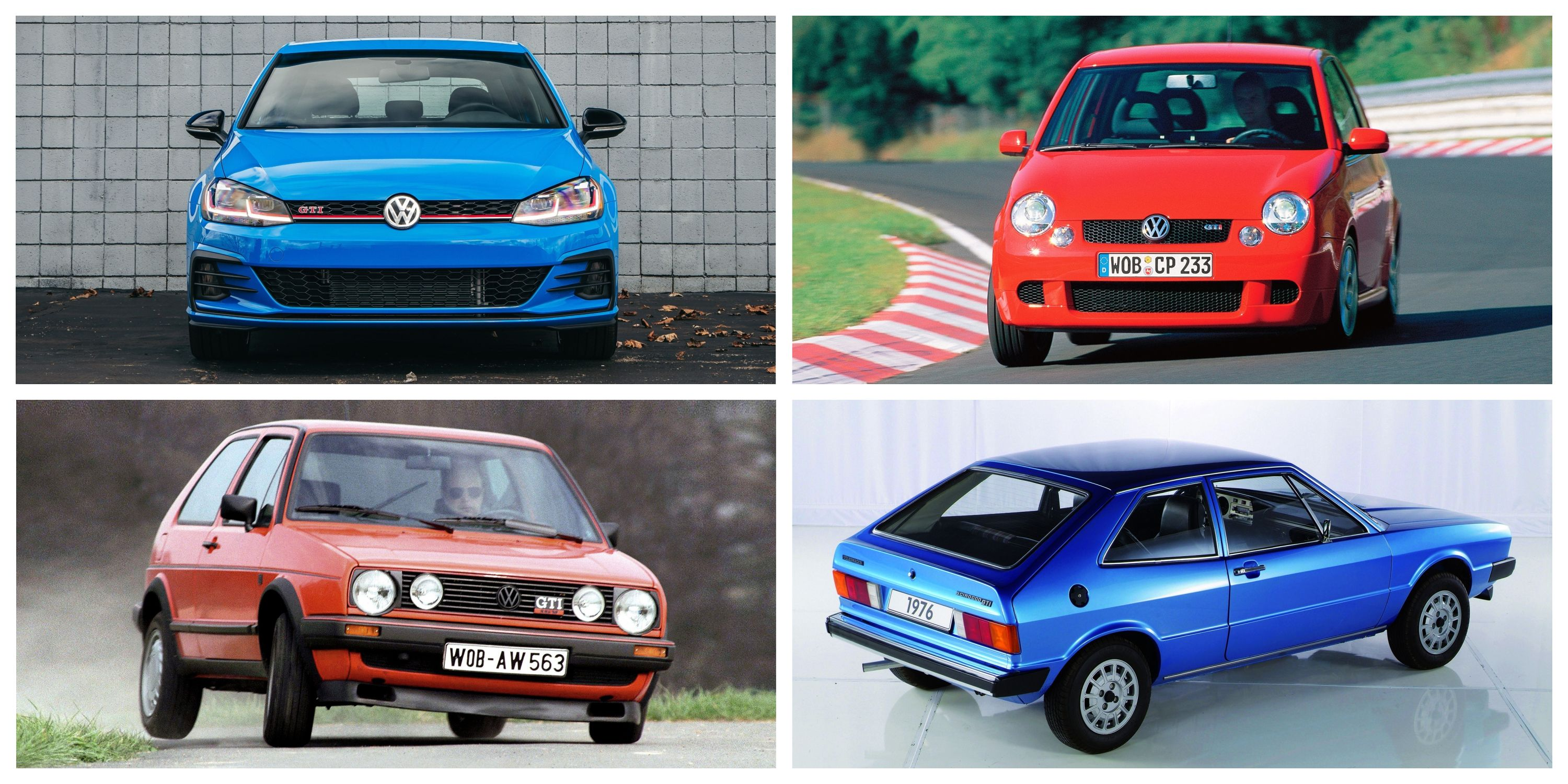 Volkswagen Gti The History Of An Icon