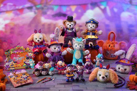 香港迪士尼樂園「萬聖節限量商品」