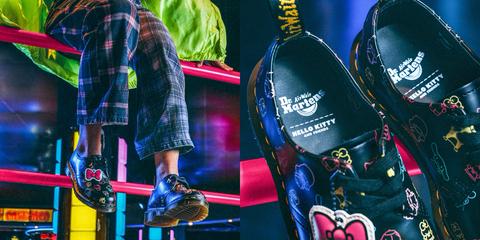 馬汀鞋,靴子,馬靴,高筒靴,低筒靴,皮鞋,hellokitty,三麗鷗,大耳狗,酷企鵝,布丁狗,美樂蒂