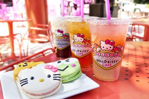 Hello Kitty Cafe Las Vegas Opens This July Hello Kitty