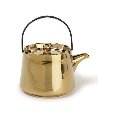 kettle, brass, stovetop kettle, metal,
