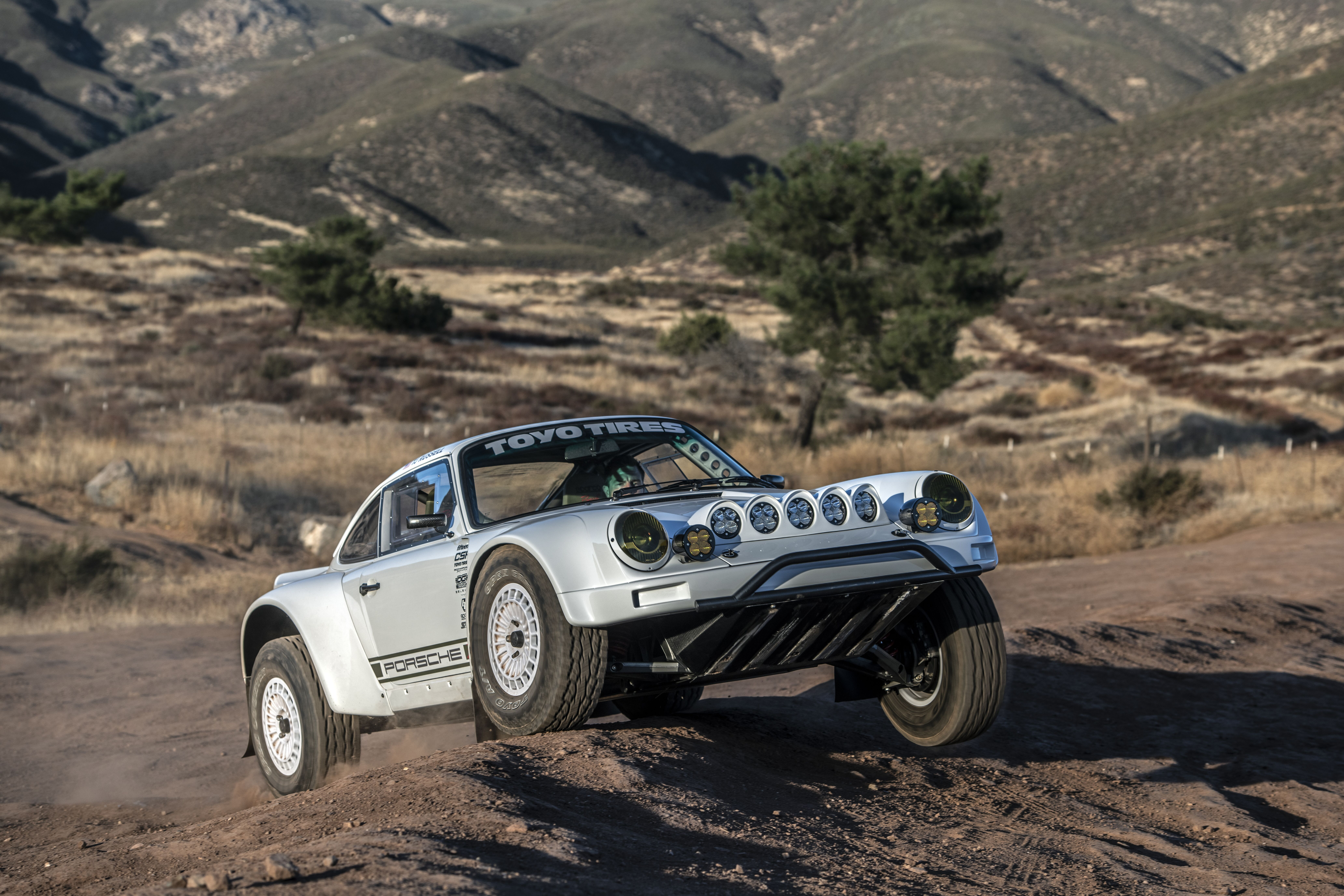 Porsche 911 Ready To Crush Baja Now For Sale From Russell Built Fabrications