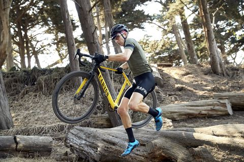 This Fitbit Exec Stays in Shape by Cycling Through Obstacles