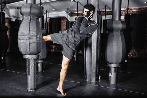 This Intense Muay Thai Training Isn't Your Typical Cardio Class