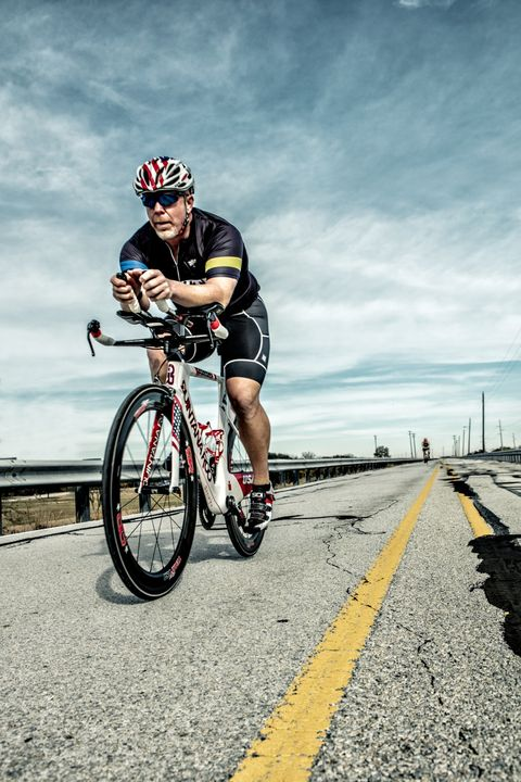 How to Train for the Triathlon Ride
